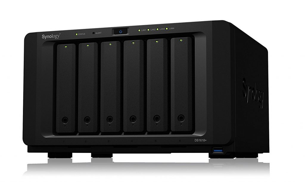 Synology Disckstation DS1618+