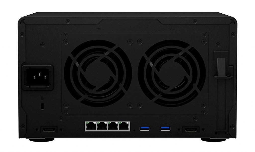 Synology Disckstation DS1618+ Ports