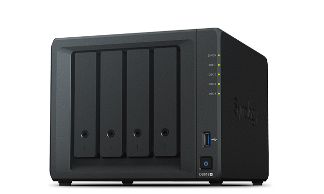 Installing VPN on Synology NAS