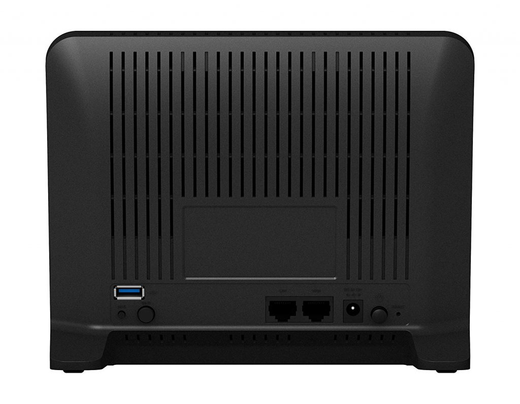 Synology MR2200ac back